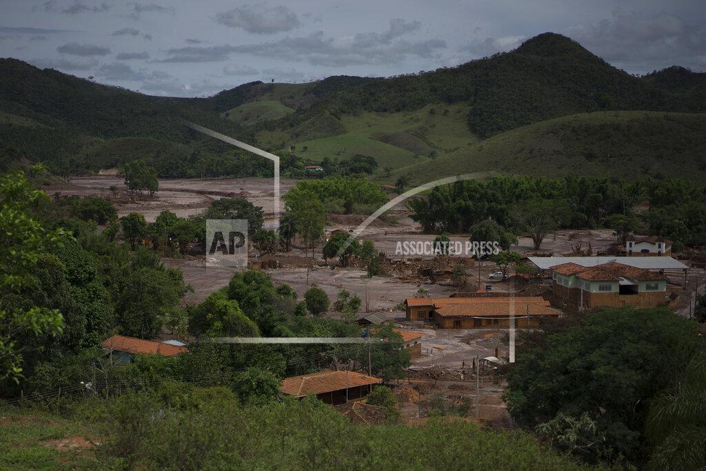 Brazil Dam Burst Photo Gallery