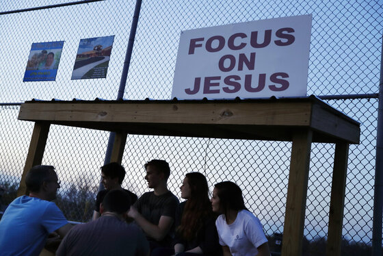 Divided America Anxious Christians