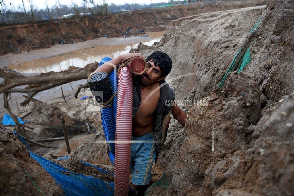 Peru Illegal Mining