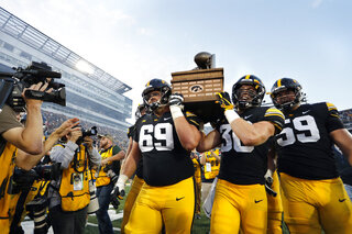 Iowa St Iowa Football