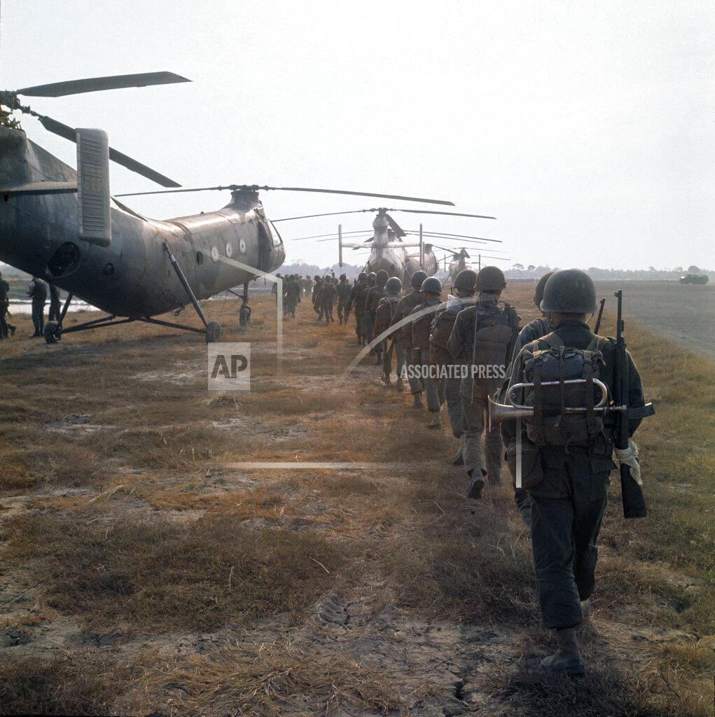 Watchf AP I   VNM APHS Vietnam War South Vietnamese