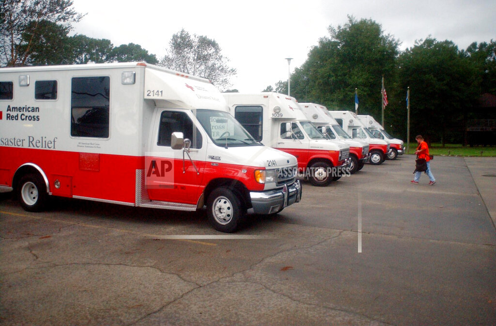Associated Press Domestic News Mississippi United States South HURRICANE LILI