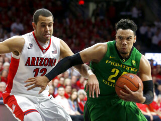 Dillon Brooks, Ryan Anderson