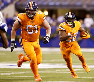 Broncos Anderson Football