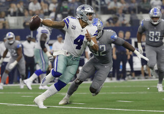 Dak Prescott, Christian Jones