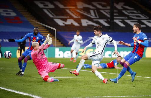 APTOPIX Britain Soccer Premier League