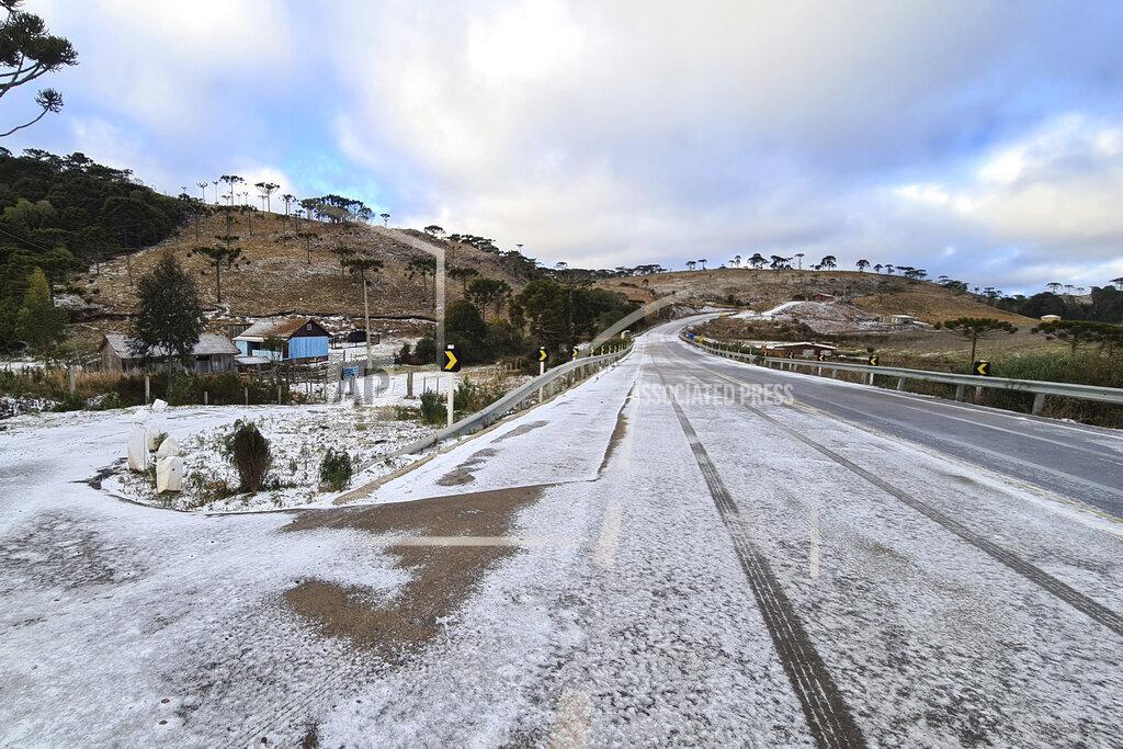 Brazil Snowstorm