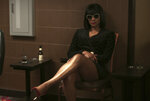 """This image released by Focus Features shows Tiffany Haddish in a scene from """"The Card Counter."""" (Focus Features via AP)"""