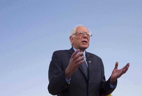 Vatican US 2016 Sanders