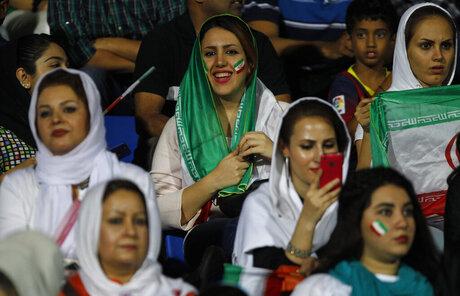 Iran-No Women