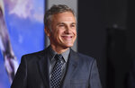 FILE - Christoph Waltz arrives at the premiere of