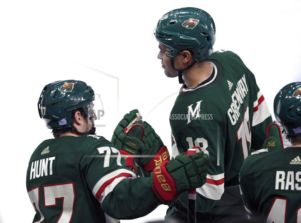 Coyotes Wild Hockey