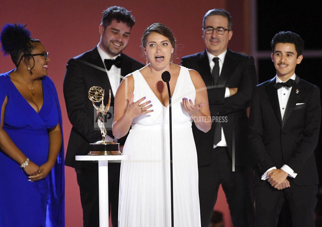 73rd Emmy Awards - Show