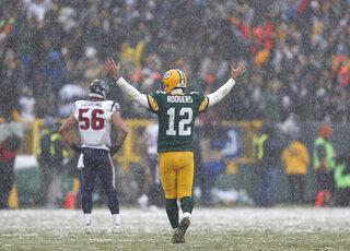 APTOPIX Texans Packers Football