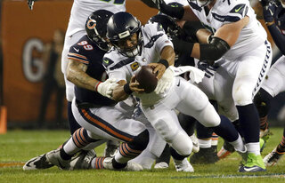 APTOPIX Seahawks Bears Football
