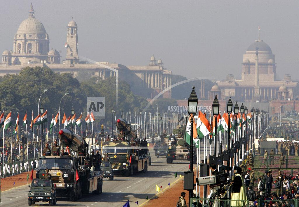 India Test Missile