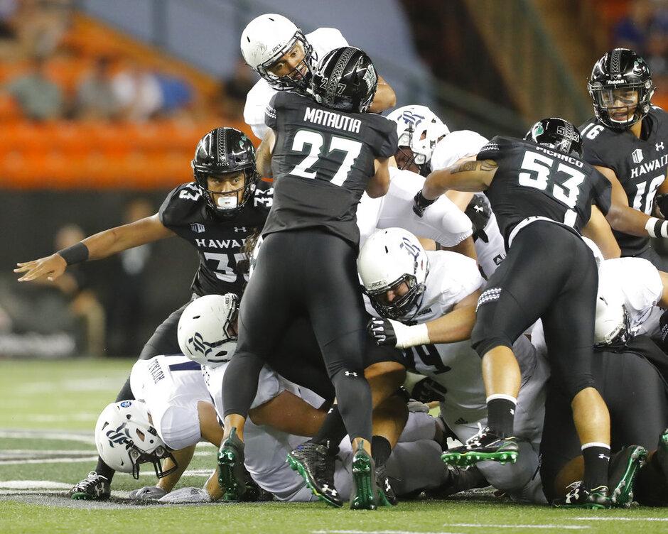 Rice Hawaii Football