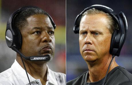 Browns Coordinators Football