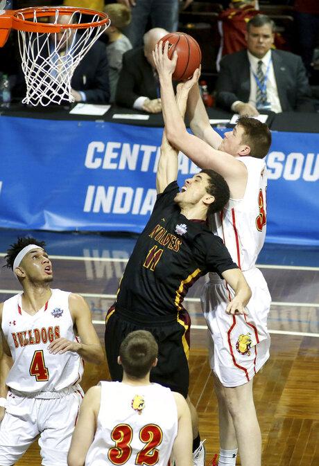 NCAA Div II Championship Basketball