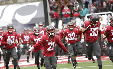 Washington St Athletics Football