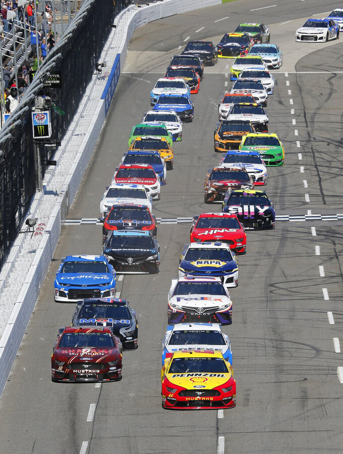 NASCAR sets qualifying rules to avoid another embarrassment
