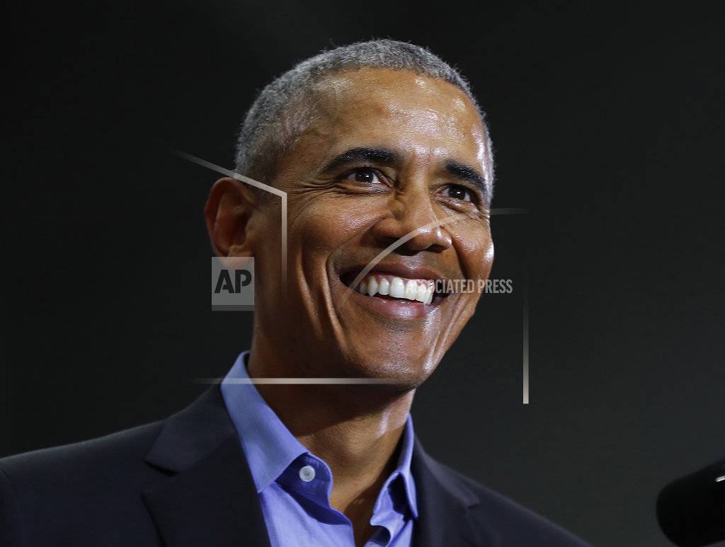 Election 2018 Obama