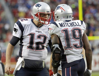 Tom Brady, Malcolm Mitchell