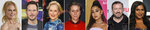 This combination photo of celebrities with birthdays from June 20-26 shows Nicole Kidman, from left, Chris Pratt, Meryl Streep, Frances McDormand, Ariana Grande, Ricky Gervais and Mindy Kaling. (AP Photo)