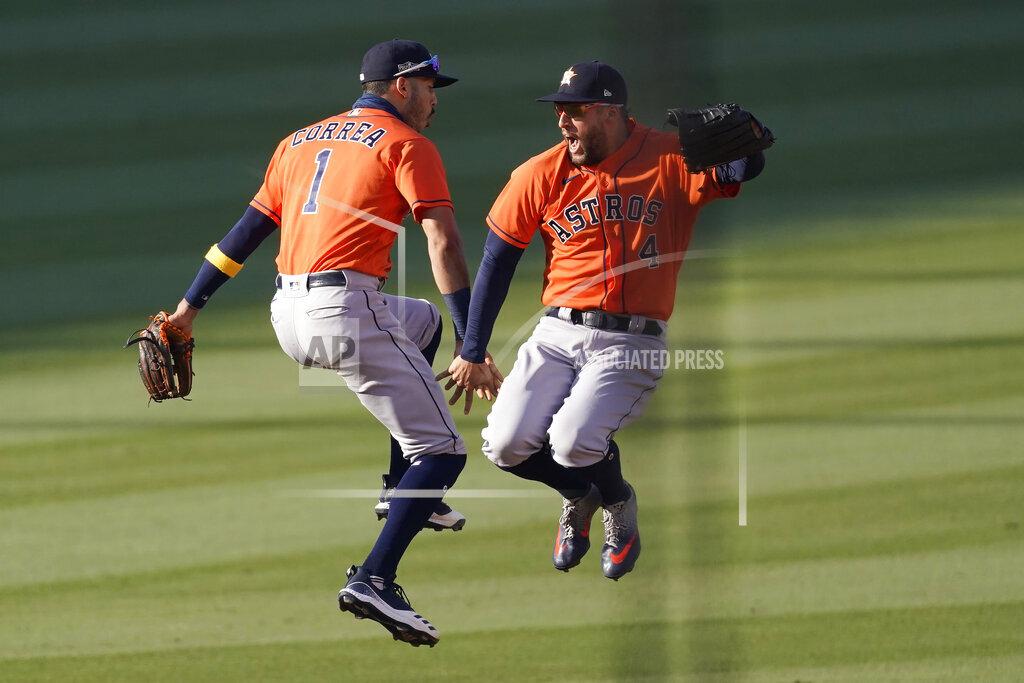 ALDS Astros Athletics Baseball