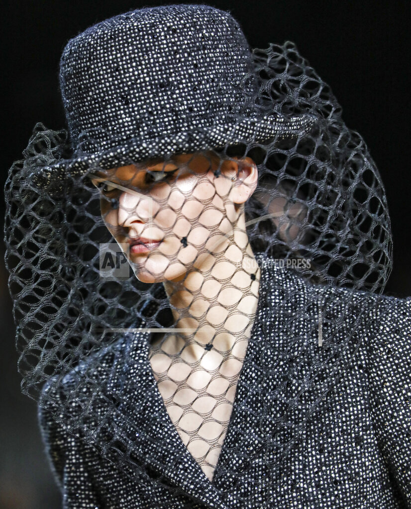 APTOPIX Fashion Marc Jacobs