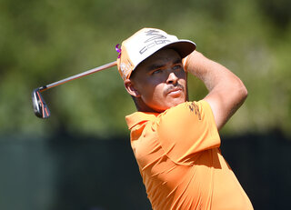 Rickie Fowler, Barclays Golf