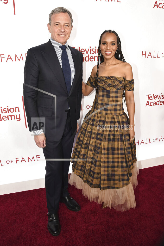 25th Television Academy Hall of Fame - Red Carpet