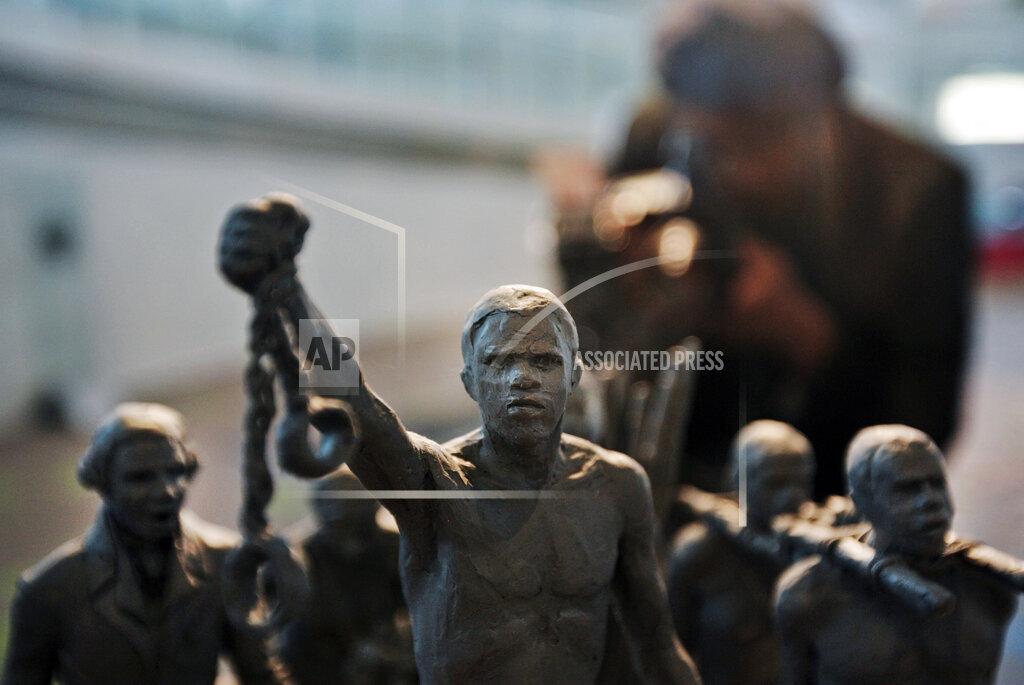 BRITAIN SLAVERY MEMORIAL