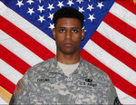 FILE - This undated photo provided by the U.S. Army shows Richard Collins III. Sean Urbanski, who stabbed a Collins to death at a bus stop on the University of Maryland's flagship College Park campus, was sentenced Thursday, Jan. 14, 2021, to life in prison for what prosecutors claimed was a racially motivated hate crime. (U.S. Army via AP, File)