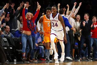 Tennessee Kansas Basketball