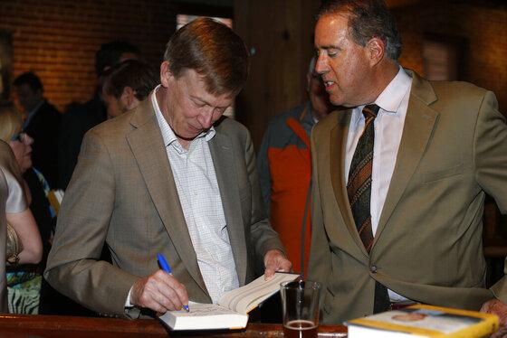 John Hickenlooper, Craig Silverman