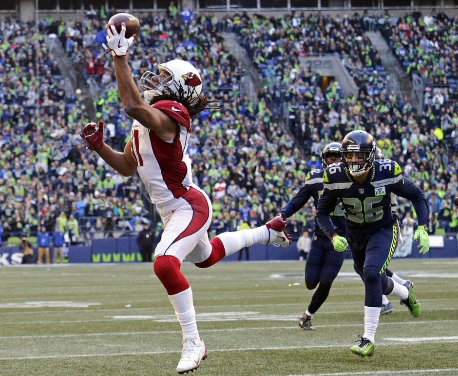Cardinals Fitzgerald Football