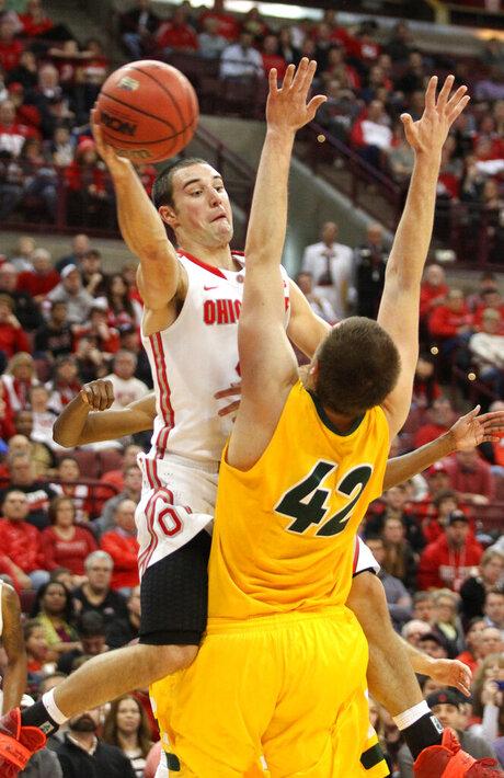 North Dakota State Ohio State Basketball