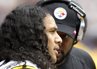 Troy Polamalu, Mike Tomlin