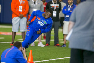 Florida Pro Day Football