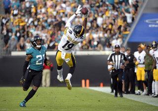 Steelers Jaguars Football