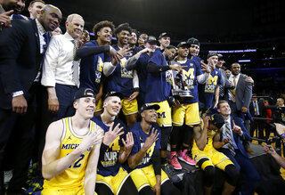 NCAA Florida St Michigan Basketball
