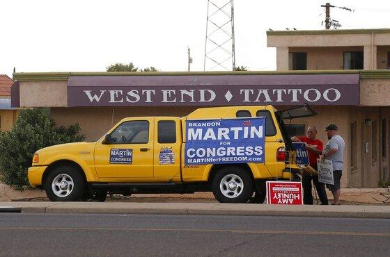 Arizona Primary Congress Tucson