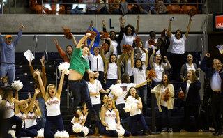 Mississippi Auburn Basketball