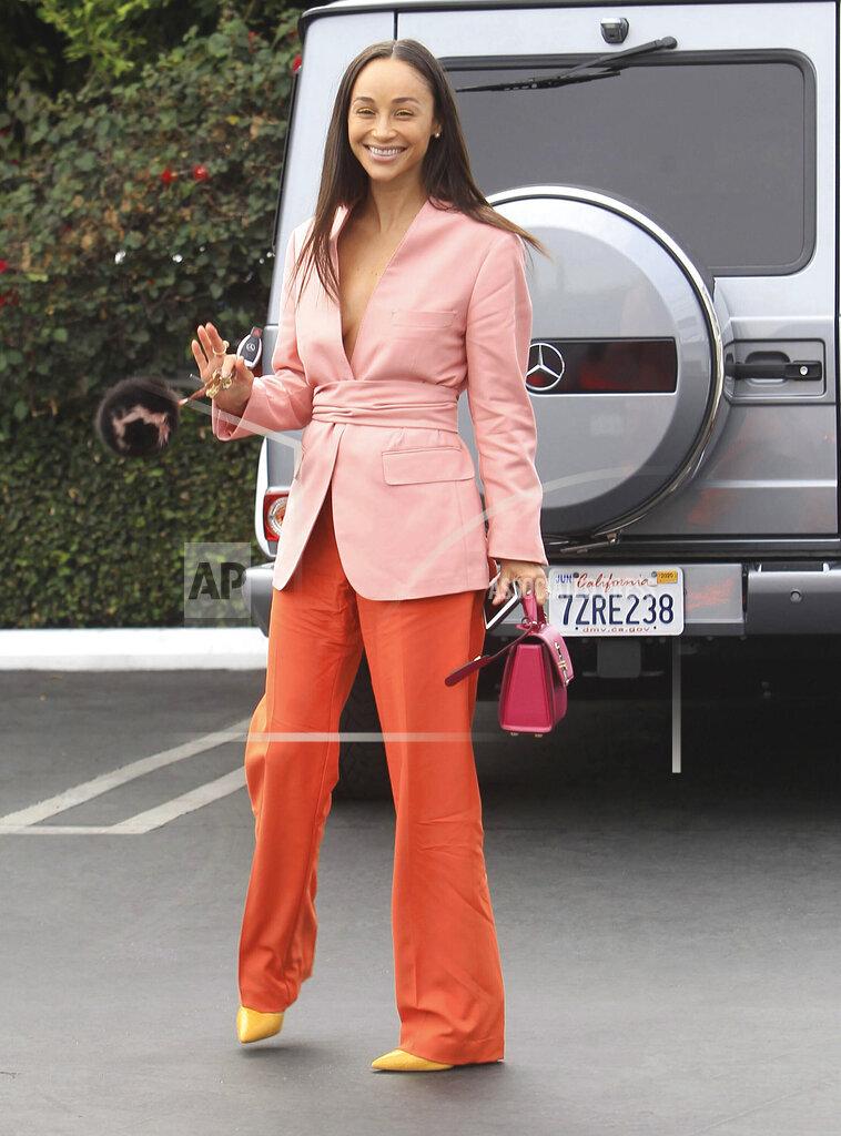 Cara Santana is seen in Los Angeles - 9/26/19