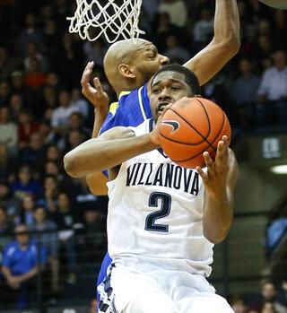Delaware Villanova Basketball