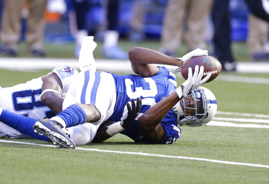 Colts Secondary Concerns Football