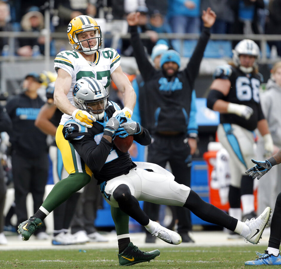 James Bradberry, Jordy Nelson