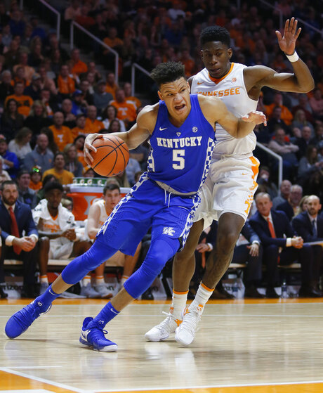 Kevin Knox, Admiral Schofield
