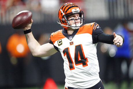 Bengals Dalton Revival  Football